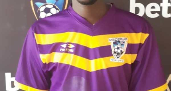Medeama appoint Mohammed Obeng as Assistant Coach