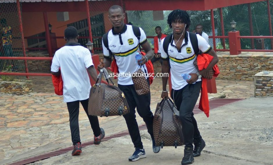 Reason why Asante Kotoko changed travelling plans