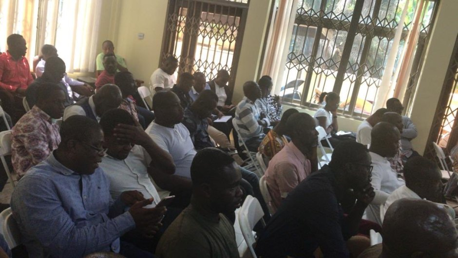 Ghana Government provides $800,000 to Normalization Committee for the Special Competition