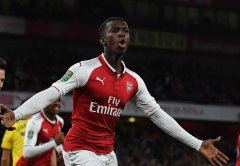 I won't play for Ghana after what they did to me - Arsenal's Edward Nketiah
