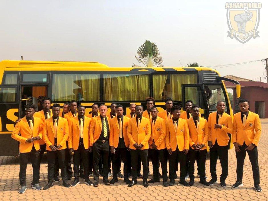 AshantiGold to organize Betway Cup for four Ghana Premier League clubs