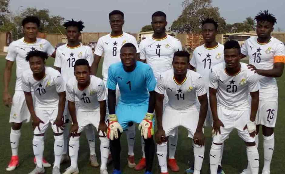 Ghana match against Burkina Faso in the U20 AFCON rescheduled