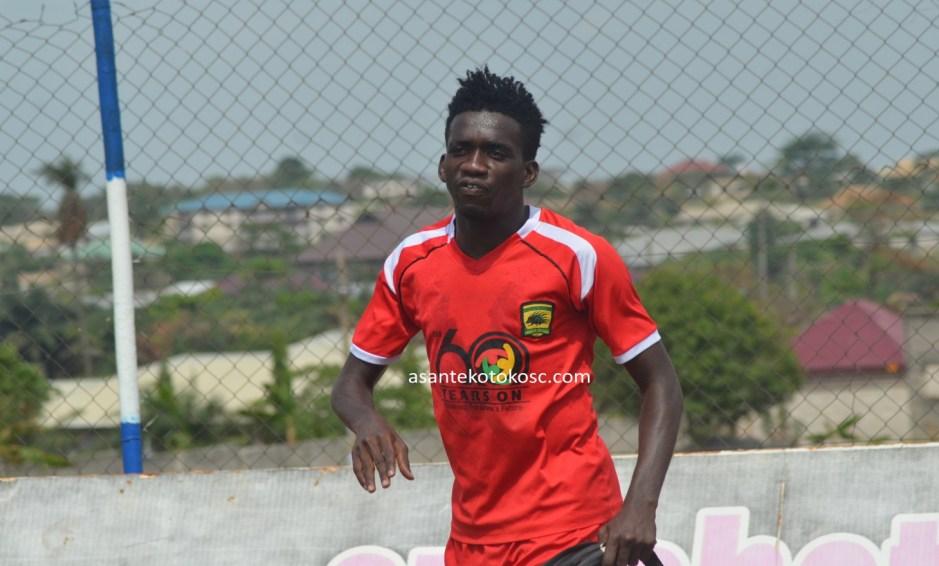 BREAKING: Kotoko Terminate Ivorian midfielder Sylla Mohammed's Contract