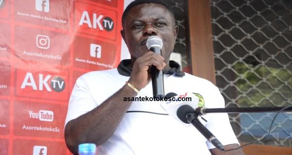 Management of Asante Kotoko calls for calm, support ahead of Zesco United clash