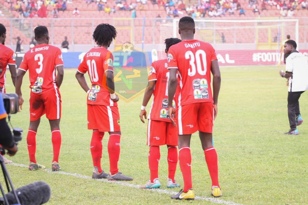 Sogne Yacouba's goal drought is spiritual - Obeng Sekyere