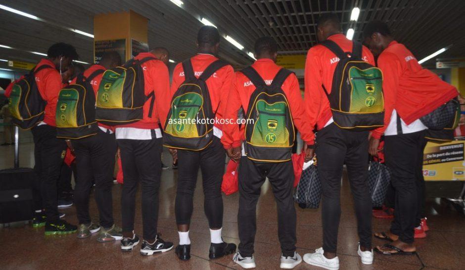 CAF CC: Asante Kotoko in Sudan for match against Al Hilal