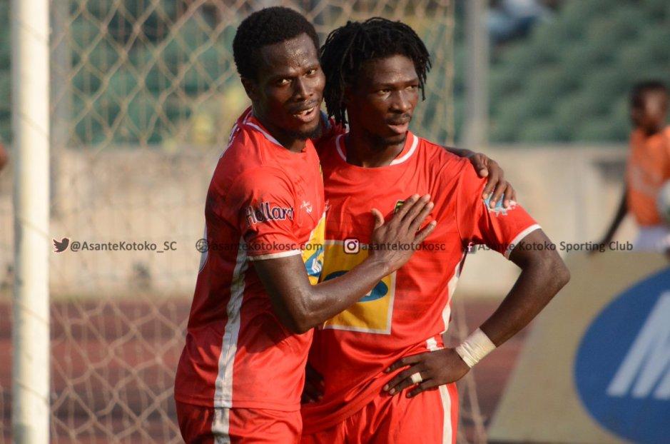 Asante Kotoko reject $300,000 bid for Sogne Yacouba