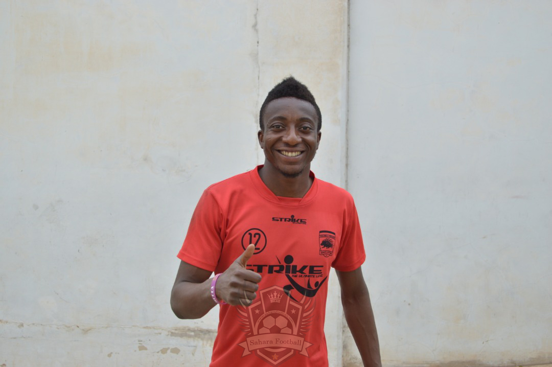 AFCON call-up will be a dream come true - Felix Annan