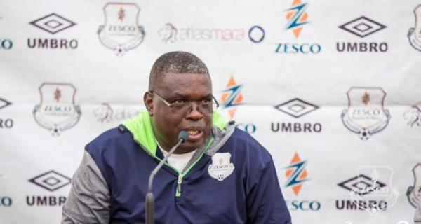 Zesco coach insists they didn't beat Kotoko for Nkana FC
