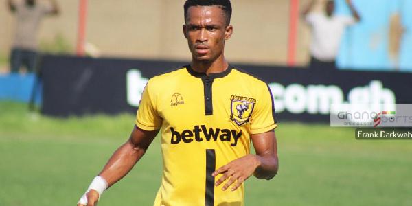 Ashantigold defender Osei Agyemang banned for three games