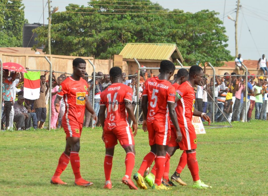 Special Competition Matchday 3: Kotoko win big, Ashgold held, Hearts lose again