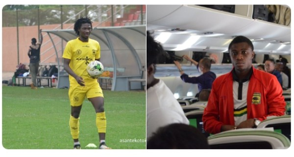 OFFICIAL: Asante Kotoko open talks to sell Yacouba and Gyamfi to Zesco United