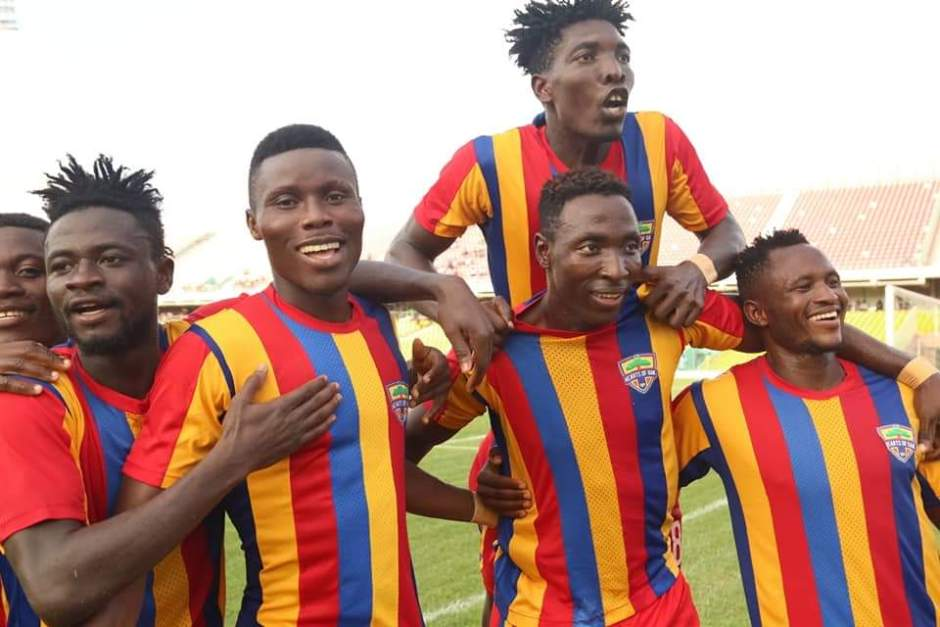 NC Special Cup: Hearts of Oak beat Uncle T in six-goal thriller