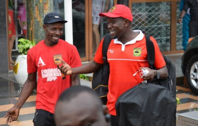 We Are Not Under Pressure Ahead Of Hearts Clash - Kotoko coach CK Akonnor