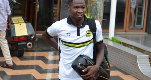 Update on Kotoko's defender Abdul Ganiyu's injury situation