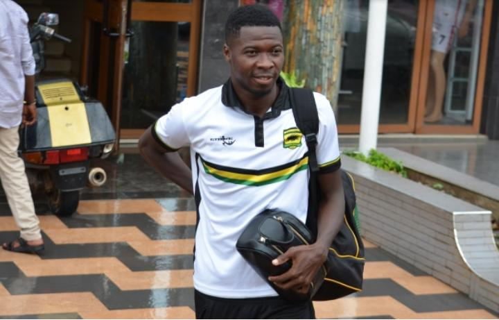 Update on Kotoko's defender Abdul Ganiyu's injury situation