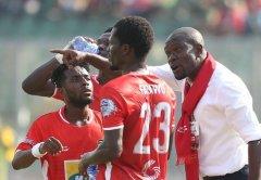 Kotoko coach CK Akonnor grateful to his players after 'memorable' win