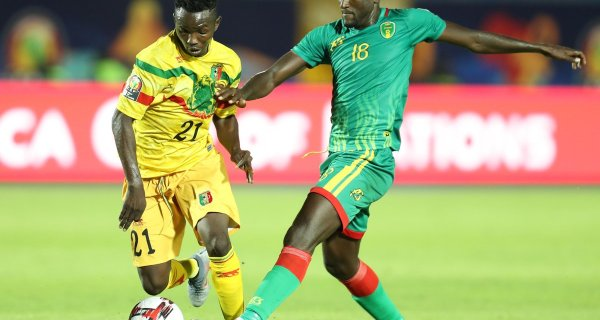 WATCH: AFCON 2019: Mali thrash debutants Mauritania