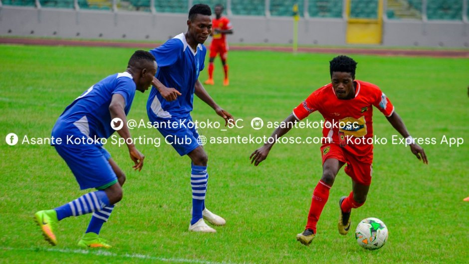 Special Competition: Asante Kotoko beat Berekum Arsenal to reach Tier-two semifinals