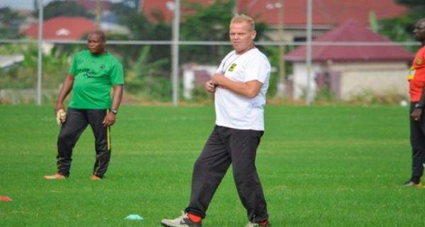 Everybody talks well about Yacouba - Kotoko coach Zachariassen