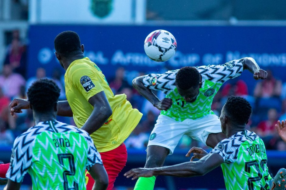 WATCH: AFCON 2019: Nigeria 3-2 Cameroon | Goals and Highlights