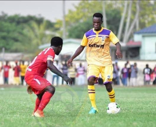Breaking: Medeama defender Bright Enchil joins Asante Kotoko
