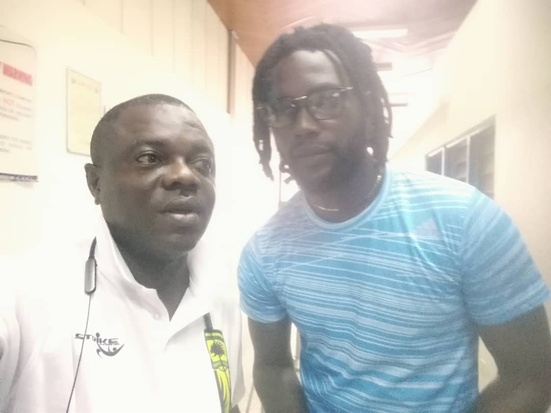 Asante Kotoko confirms Adingra Moussa departure