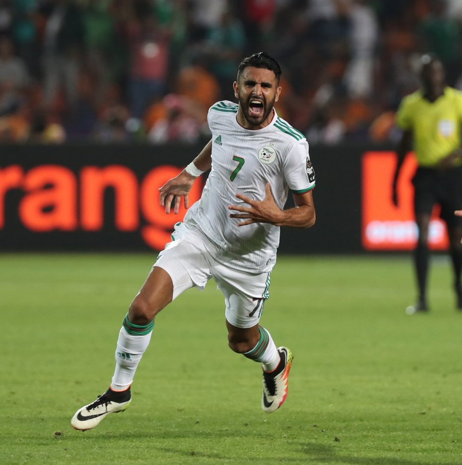 WATCH: Algeria 2-1 Nigeria | Goals and Highlights
