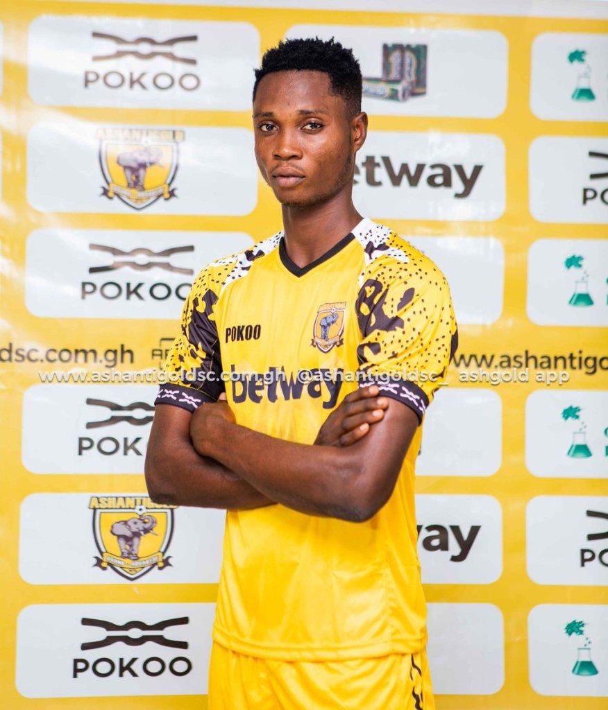 Ashantigold complete signing of Isaac Opoku-Agyeman