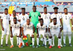 Breaking: Ghana to play South Africa and Sudan in 2021 Africa Cup of Nations qualifiers