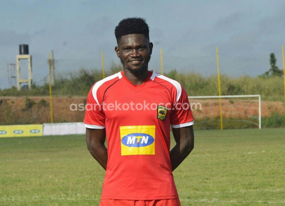 Kotoko in talks with Esperence over the transfer of Kwame Bonsu
