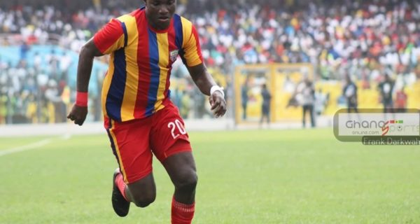 Hearts of Oak defender Christopher Bonney dropped from Ghana U23 team, See why
