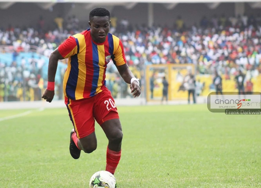 Christopher Bonney to join Inter Allies on loan from Hearts