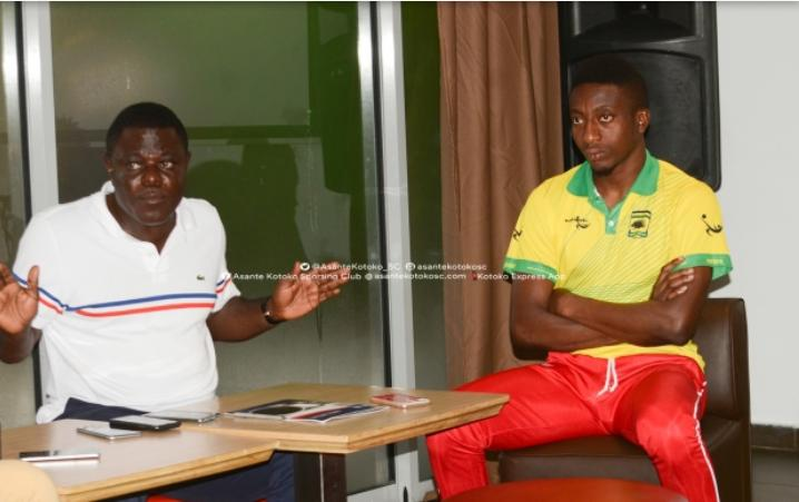 You must accept the criticism - Dr Kwame Kyei to Kotoko players