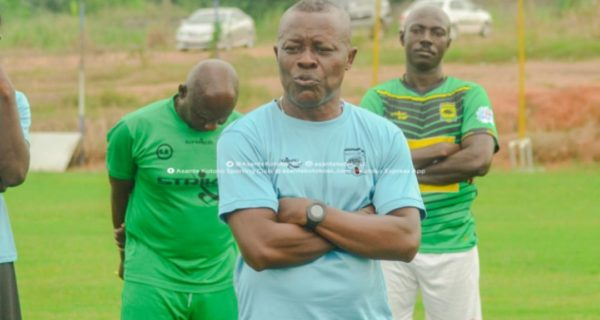 We want to build an unbeatable side - Kotoko assistant coach Johnson Smith