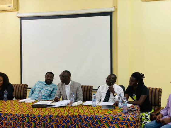GFA organizes Club Licensing Workshop for Premier and Division One Clubs