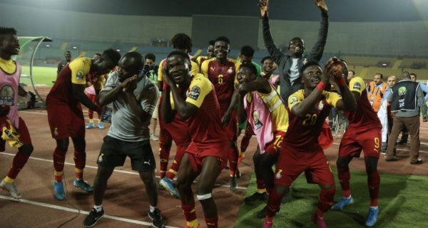 AFCON U23: Ghana to face Ivory Coast in semifinals