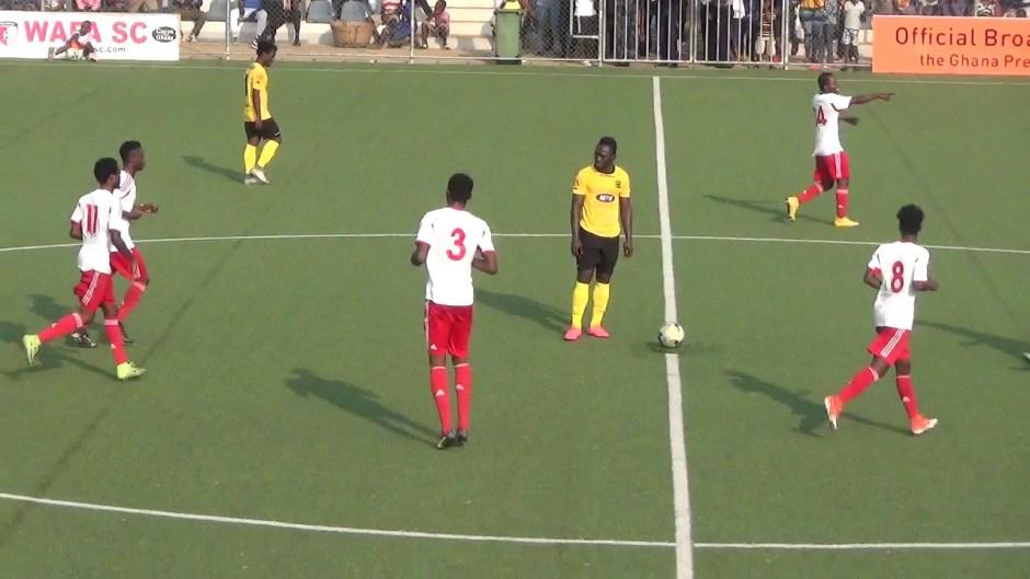 GFA warns Clubs, Player and Match Officials about forbidden matches