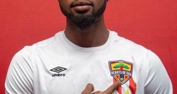 Great Olympics on the verge of signing Hearts of Oak forward