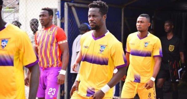 Richard Boadu pens new contract with Medeama
