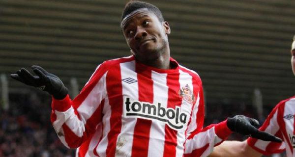 Sunderland pushed me out - Asamoah Gyan