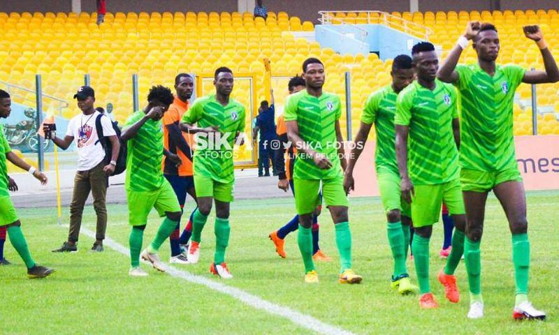 Bechem United to sell eight players