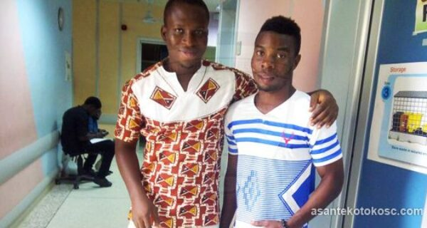Ollenu Ashitey cries out for help after deadly accident