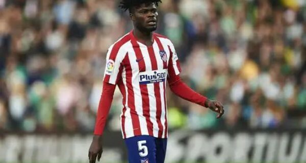Thomas Partey rejects Arsenal in favor of ATM stay