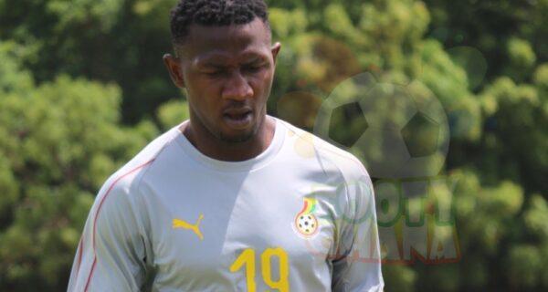 Nicholas Opoku a doubt for Qatar game