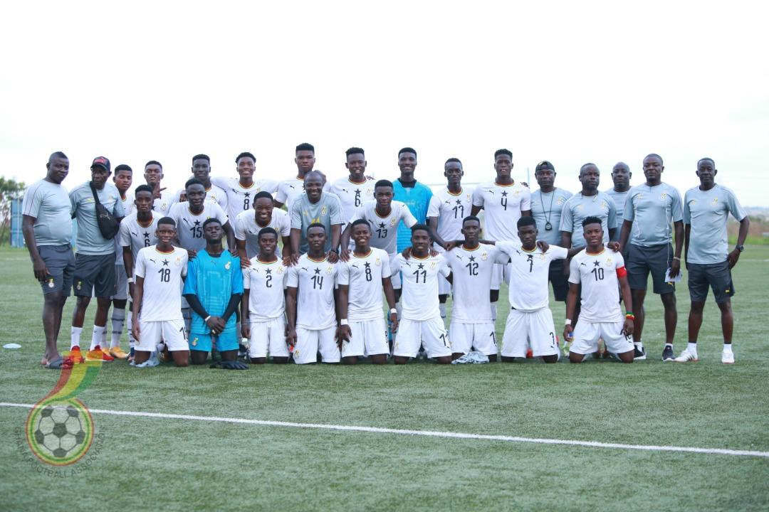Black Starlets in Group B of WAFU U-17 Qualifying tournament alongside Nigeria, Côte D'Ivoire