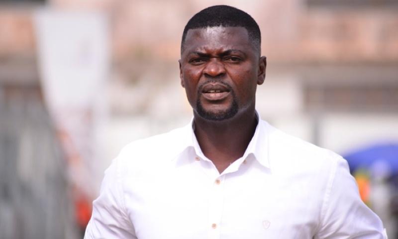 Hearts of Oak not thinking about the league title - coach Samuel Boadu