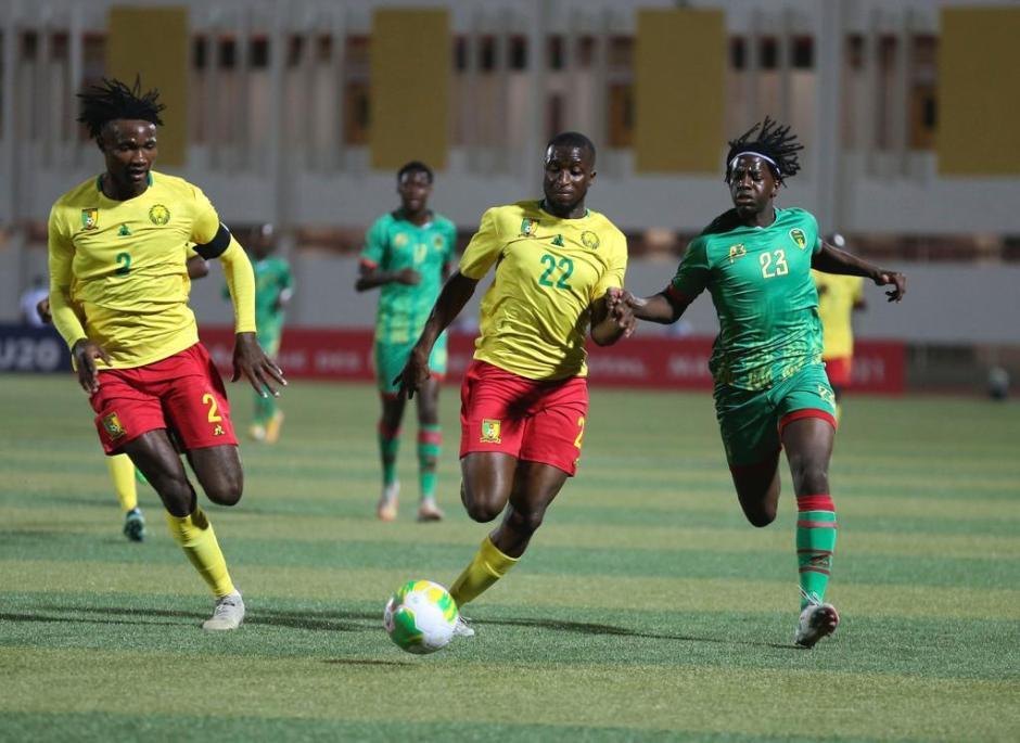 Watch Highlights: Mauritania 0-1 Cameroon | U20 AFCON