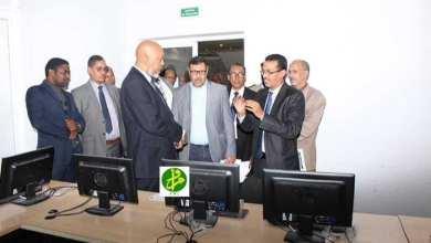 Photo of موريتانيا: وزير التشغيل يدعو إلى الاستفادة من تقنيات الاعلام