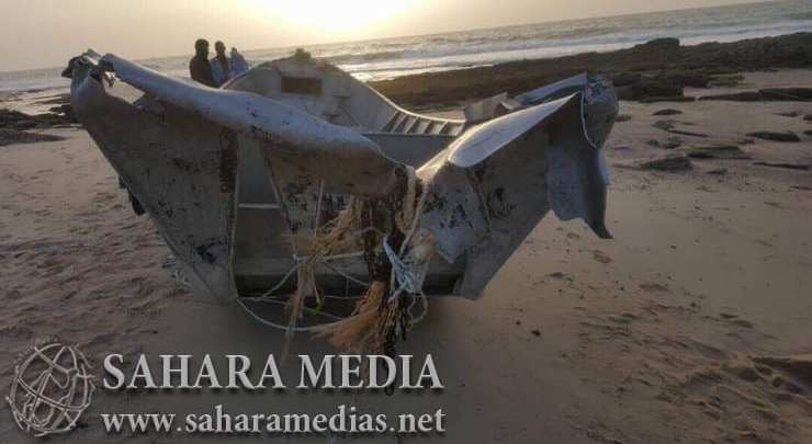 محرك زورق البحارة المختفين - صحراء ميديا